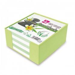BOX COLORATO C/FOGLIETTI...