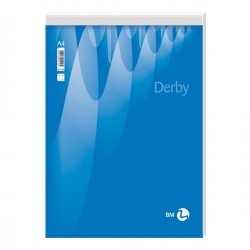 BLOCCO NOTE DERBY 210x297mm...
