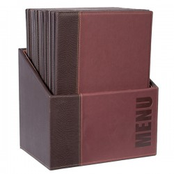 MENU-Box TRENDY con 20...