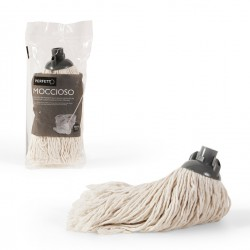 MOP in COTONE 240gr Bianco...