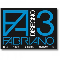 ALBUM 3 NERO (240X330MM) FG...